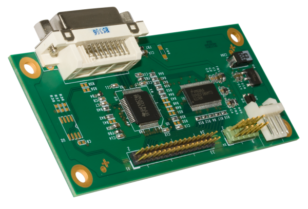 conga-LDVI/EPI - LVDS to DVI converter (congatec)