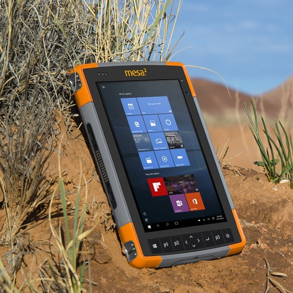 MESA 2 Robuster Tablet PC