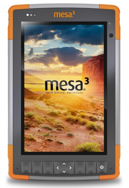 Mesa® 3 Rugged Tablet PC - Juniper Systems