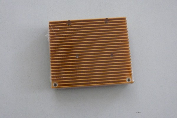QAF/CSP-B 6mm - congatec conga-QAF Cooling Solution