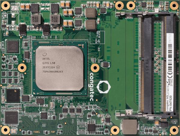 conga-B7XD/P-D1509 - Server-On-Module