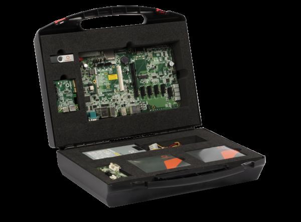 conga-QKIT - Qseven Evaluation Kit