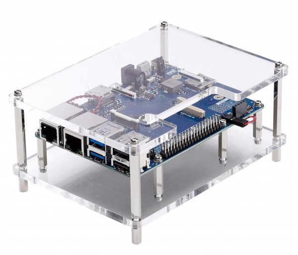 ROScube Pico NPS-1 - Neuron Pi with Intel Atom SMARC 2.0 Module