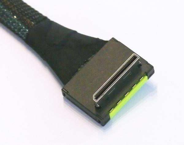 OcuLink 8x 8i Kabel, 30cm - Amphenol RML80-0259