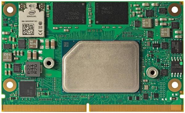 conga-SA7/x6413E-8G eMMC32