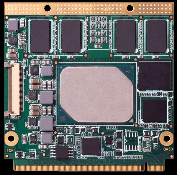 conga-QA5/E3950-8G eMMC32