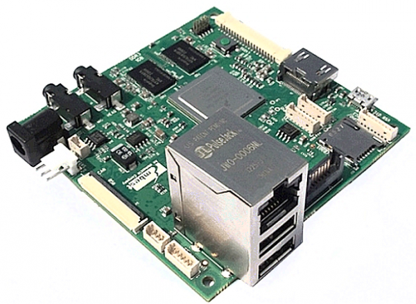 Sabre Lite MCIMX6Q-SL - i.MX6 Open Source Board